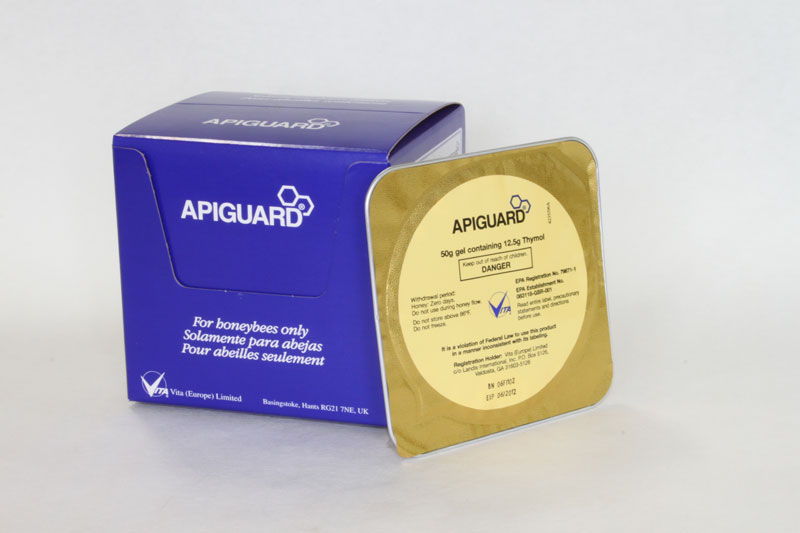 Supplies apiguard